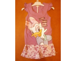 Bluza si pantaloni Daisy, fete 5-6 ani, firma Disney